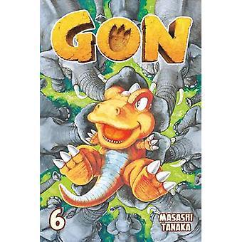 Gon 6 by Masashi Tanaka - 9781612620183 Book