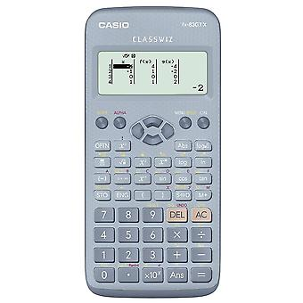 Casio GCSE Scientific Calculator with 276 Functions - Blue (FX83GTX-DB)