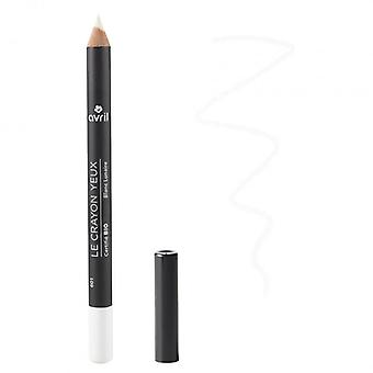 Avril Bio Kosmetik Eye Liner Pencil - Blanc lunaire