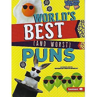 Monde meilleur (et les pires) jeux de mots (rire vos chaussettes!)