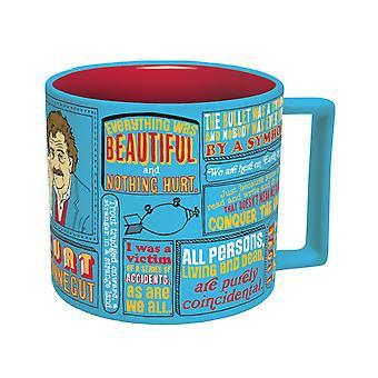 Mug - UPG - Kurt Vonnegut New Coffee Cup 3358