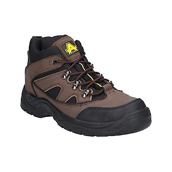 Amblers Safety Mens FS152 Vegan Friendly Safety Boots Brown