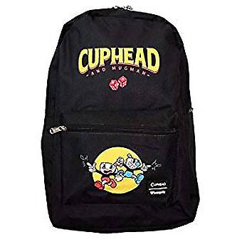Backpack - Cuphead - Deal With Devil Nylon chbk0005