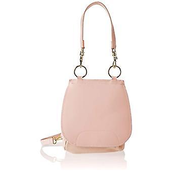 Chicca Bags 8683 Women's shoulder bag Rosa 25x27x10 cm (W x H x L)