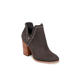 Steve Madden FemmePerla Cuir Fermé Toe Ankle Fashion Boots