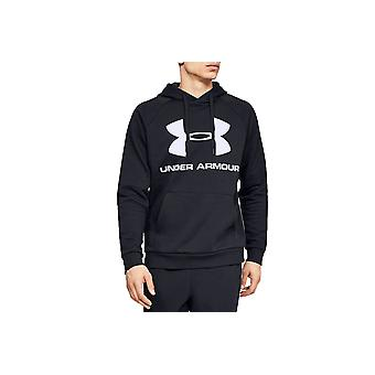 Under Armour Rival Fleece Sportstyle Logo Hoodie 1345628-001 Mens sweatshirt