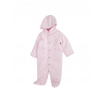 Polo Ralph Lauren Childrenswear quiltet alt i en Snowsuit