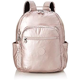 Kipling BASIC PLUS casual rugzak-43 cm-24 liter-roze (metallic Rose)