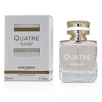 Boucheron Quatre Eau De Parfum Spray - 50ml/1,7 oz