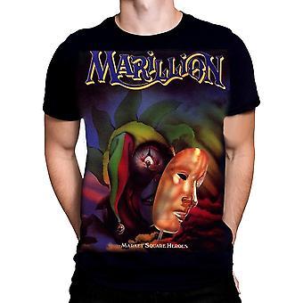 Born2rock - marillion - market square - men's t-shirt