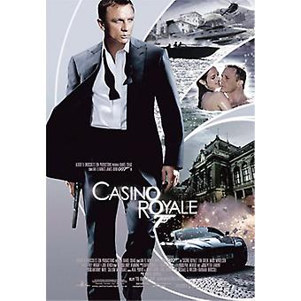 Casino Royale (Double Sided Interntional Style B) Original Cinema Poster