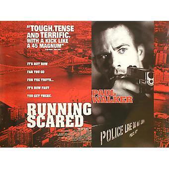 Running Scared Original Cinema Poster