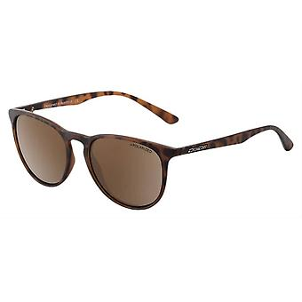 Dirty Dog Void Satin Sunglasses - Brown Tort