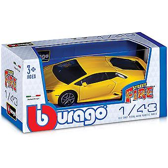 Bburago 1:43 Street Fire - Assortito (Styles Vary-One Supplied)
