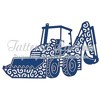 Tattered Lace Digger D788 Stephanie Weightman