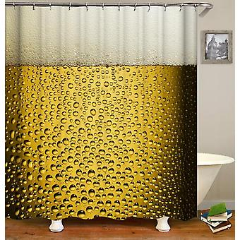 Ice Cold Beer Shower Curtain