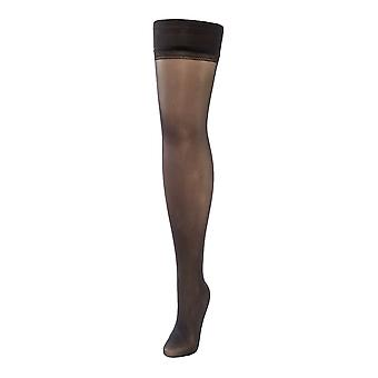 Levante New Suede Matte Opaque Hold Ups
