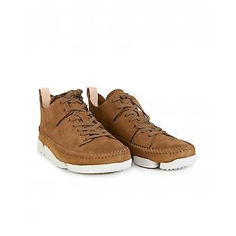 Clarks Originals Trigenic Flex Nubuck Shoes