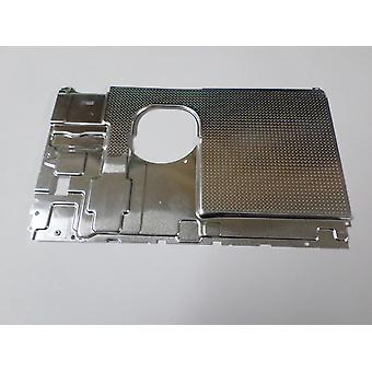 Replacement internal heat shield for nintendo switch console metal - silver | zedlabz