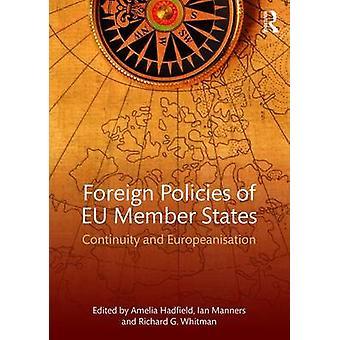 EU-medlemsstaternes udenrigspolitik af Amelia Hadfield