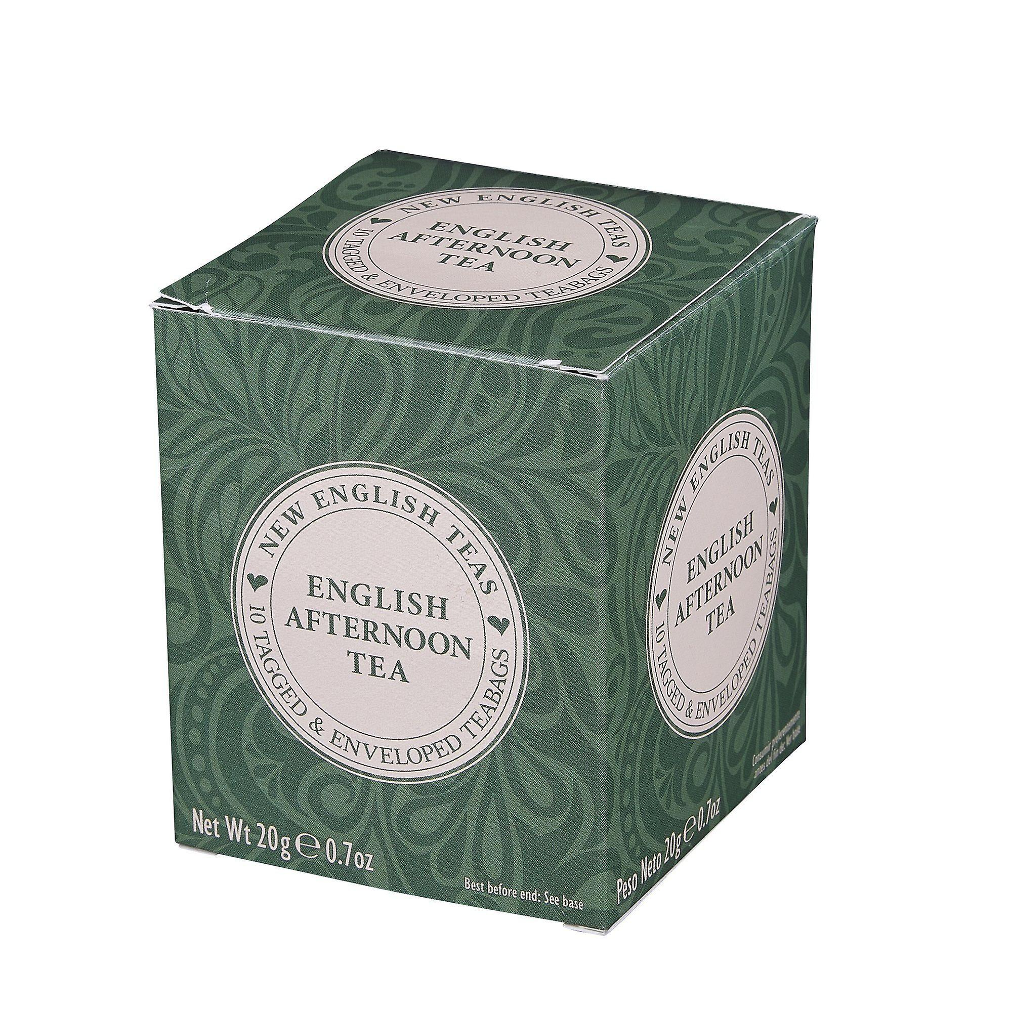 Original english afternoon tea 10 individually wrapped teabags