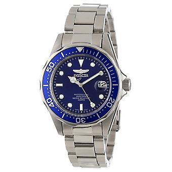 Invicta Pro Diver 200M Quarz Blau Zifferblatt 9204 Herren Uhr