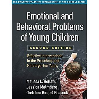 Emotional and Behavioral Problems of Young Children,� Second Edition: Effective Interventions in the Preschool and Kindergarten Years (Guilford Practical Intervention in the Schools)