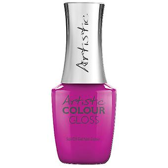 Artistic Colour Gloss Gel Nail Polish Collection - Hear Me Roar (03170) 15ml
