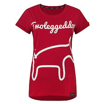 Two Legged Dog Logo Women's T-Shirt