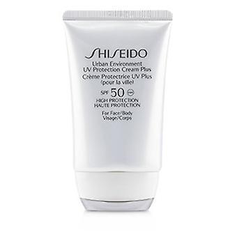 Shiseido Urban Environment Uv Protection Creme Plus Spf 50 (für Gesicht & Körper) 50ml/1.8oz