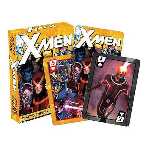 أعجوبة - x-الرجال لعب الورق