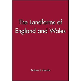 De Geografie van Engeland en Wales