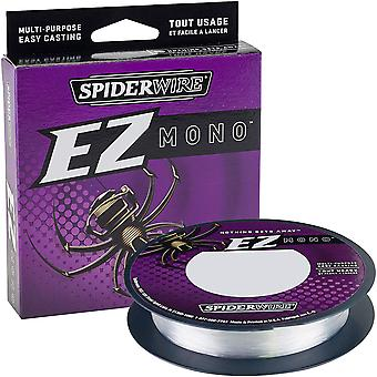 Spiderwire EZ Mono Fishing Line (220 yds) - Fluorescent Clear/Blue