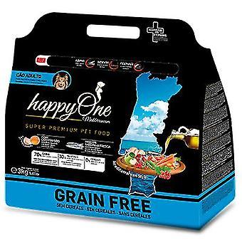 Happy One Mediterraneum Sardine (Dogs , Dog Food , Dry Food)