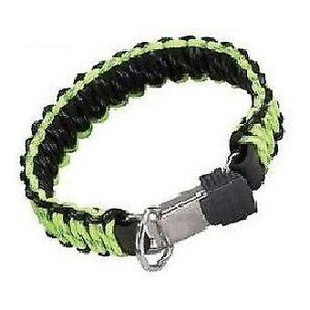 HS Sprenger Hs necklace Yellow Parachute Close Lock