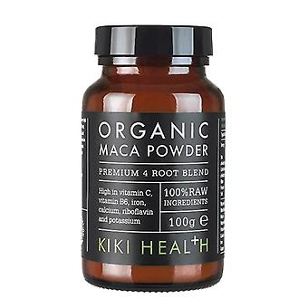 Kiki, Organic 4 Root Maca Powder 100g