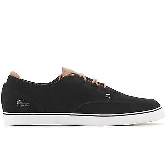 Lacoste Esparre Deck 118 1 Cam 735CAM0027CA1 zapatos universales para hombre todo el año