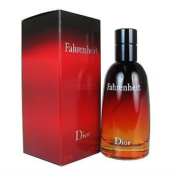Fahrenheit für Männer von christian dior 1,7 oz Eau de Toilette Spray