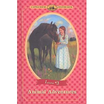 Animal Adventures (Little House the Laura Years (Prebound))