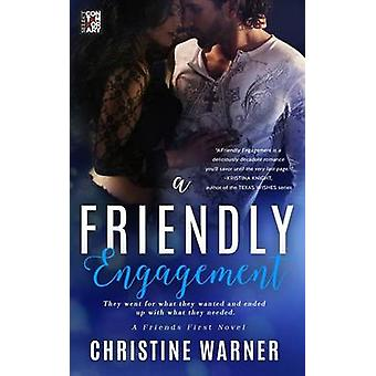 A Friendly Engagement by Warner & Christine