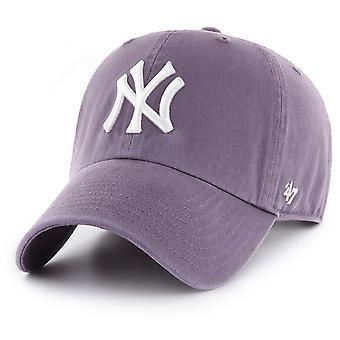 47 fire Adjustable Cap - CLEAN UP New York Yankees iris