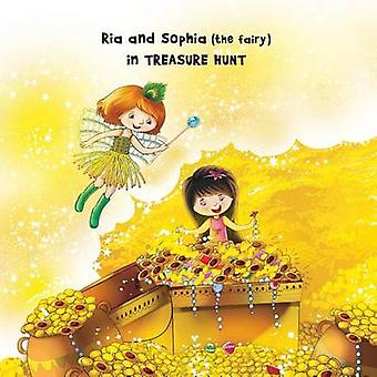 Ria and Sophia the fairy in Treasure Hunt by Ananthan & Ambica