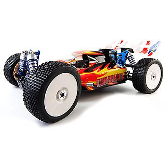 Kriger 1/8 Nitro RC 4WD Buggy - Pro Version