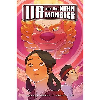 Jia And The Nian Monster by Mike Richardson