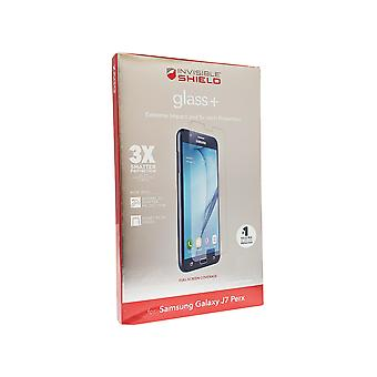 ZAGG InvisibleShield Glass+ Screen Protector for Samsung Galaxy J7 Perx