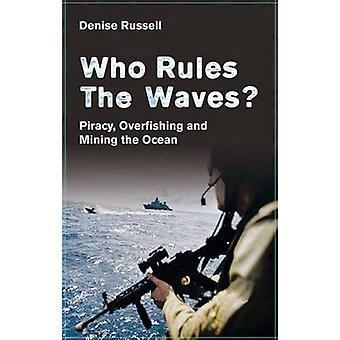 Vem styr vågorna? - Piratkopiering - Överfiske och gruvdrift haven med D