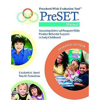 Förskola hela utvärderingsverktyg (Förinställd) Manual - Bedöma Universal P