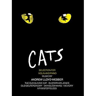 Cats Selection by Andrew Lloyd Webber - 9780571509829 Book