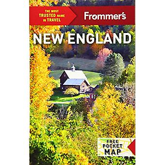 Frommer's New England by Kim Knox Beckius - 9781628873962 Book