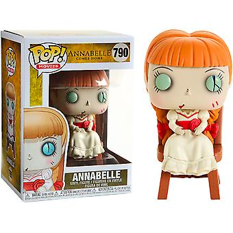 Annabelle Annabelle in Chair Pop! Vinyl